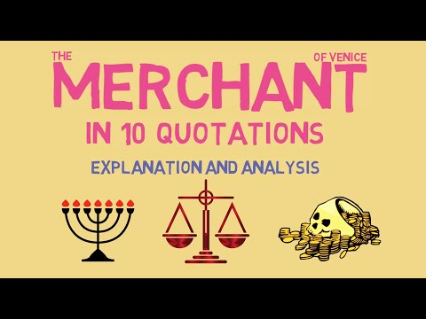 The 10 Most Important Quotes in The Merchant of Venice