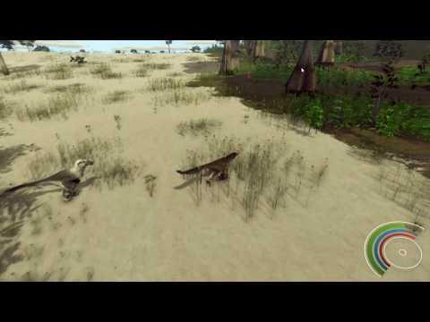 Dakotaraptor Subadult