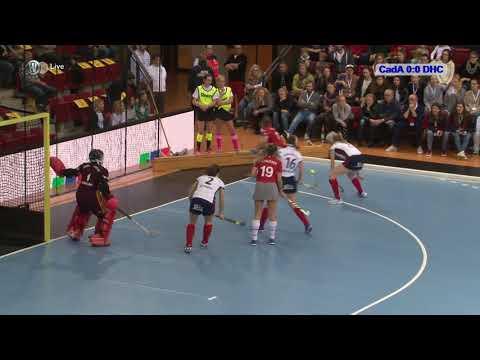 Finale 57. DM Hallenhockey Damen CadA vs. DHC 04.02.2018 Stuttgart Gesamtes Spiel