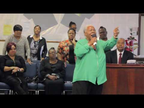 Pastor Ronnie K. Hillman New Years Day Praise Service