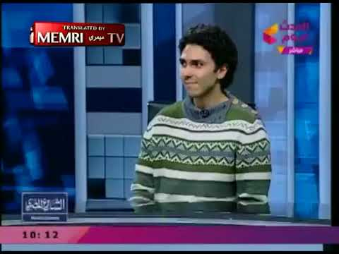 Atheist berated on live TV in Egypt!