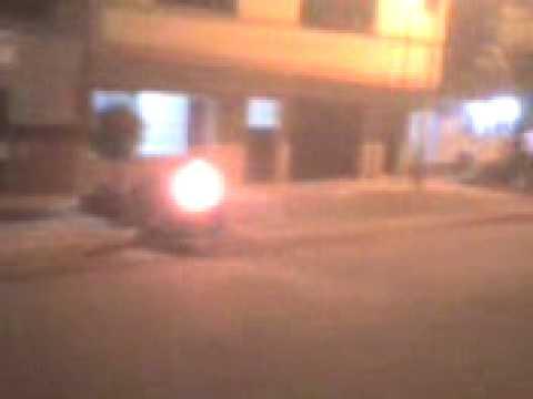 FELIZ AÑO 2009 SAN GABRIEL, VILLA MARIA DEL TRIUNFO