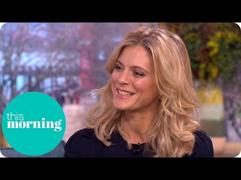Emilia Fox on 20 Years of Silent Witness and Working With Dawn French | This Morning