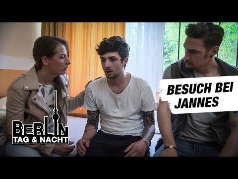 Berlin - Tag & Nacht - Erster Besuch bei Jannes #1711 - RTL II