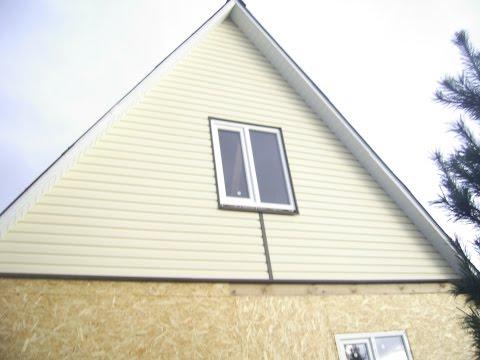 Как построить дом своими руками 14 Что я построил за лето