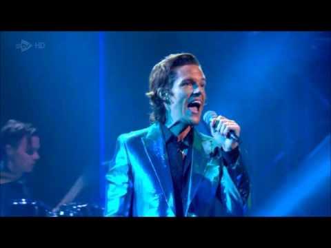 Brandon Flowers - I Can Change (Royal Variety Live)
