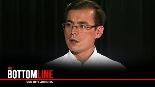 Manila mayor Isko Moreno shares his thoughts on the two-party system | The Bottomline