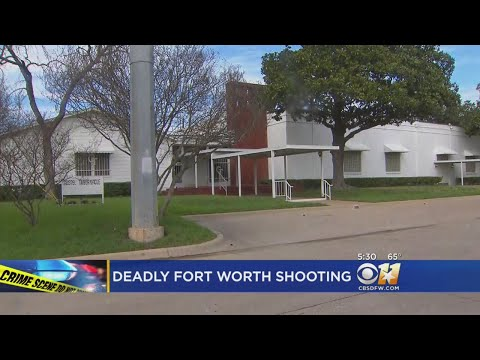 Suspect Detained After Man Found Shot To Death Near Fort Worth Church