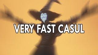 Very Fast Casul Murdered by Soul of Cinder - Dark Souls III