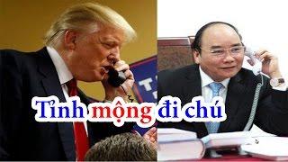 Tìm cách cứu vớt chế độ, Nguyễn Xuân Phúc đi Mỹ cầu xin Donald Trump cứu giá chế độ Cs? [108Tv]