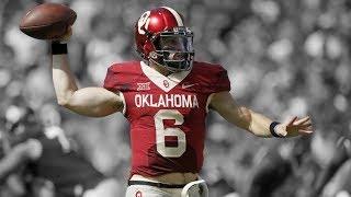 Baker Mayfield || 2017-2018 Oklahoma Highlights ᴴᴰ