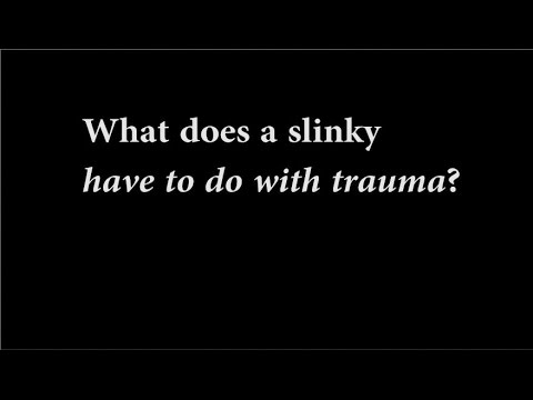 Peter Levine Demonstrates How Trauma Sticks In The Body Youtube