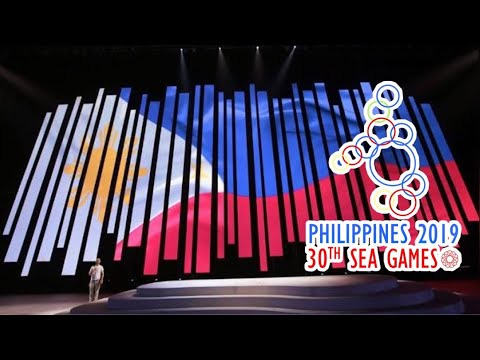 SEA Games 2019 Opening Ceremony | Philippine Arena | Part 1