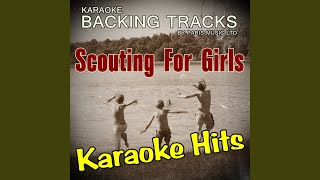 Keep On Walking (Originally Performed By Scouting for Girls) (Karaoke Version)