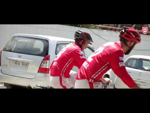 Thumbnail: Behind The Scenes From The Hero Cycles Photo Shoot | KXIP 10