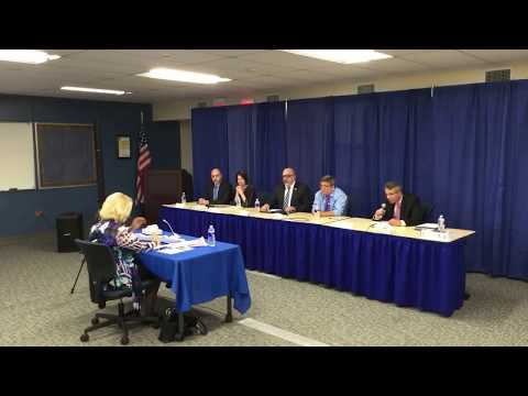 """2018 Board of Education """"Meet the Candidates Night"""""""