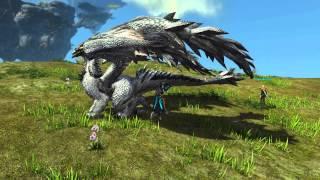 Return to Balge - Recorded Growl + Capture - Dragon's Prophet