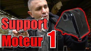 Remplacement support  Moteur (Part 1)