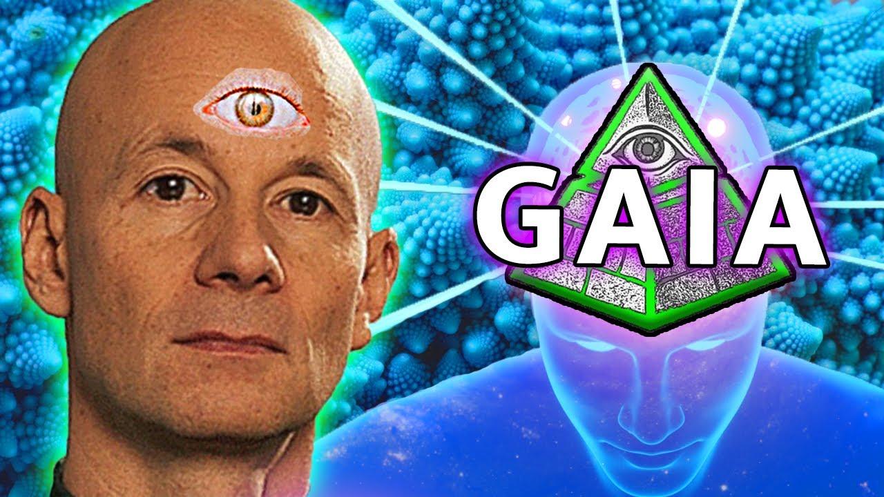 The Galaxy Brain Garbage of Gaia