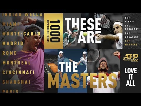 These Are The Masters