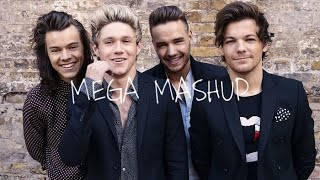 One Direction // Mega Mashup