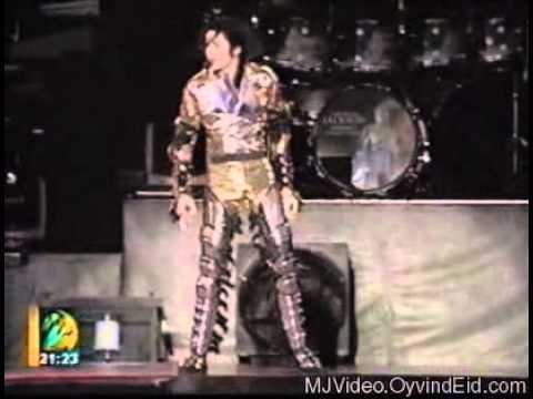 Michael Jackson HIStory Oslo Report