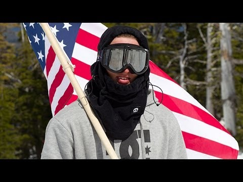 DC SNOWBOARDING: JUSTIN FRONIUS REMIX / ROOKIE OF THE YEAR