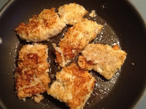 Traditional Newfoundland Pan Fried Cod Fillets - Bonita's Kitchen
