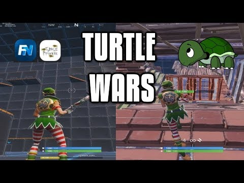 turtlewars fortnite deathmatch - fortnite turtle wars discord