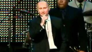 Путин поет и играет на рояле (полная версия)