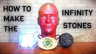 DIY Infinity Stones Avengers