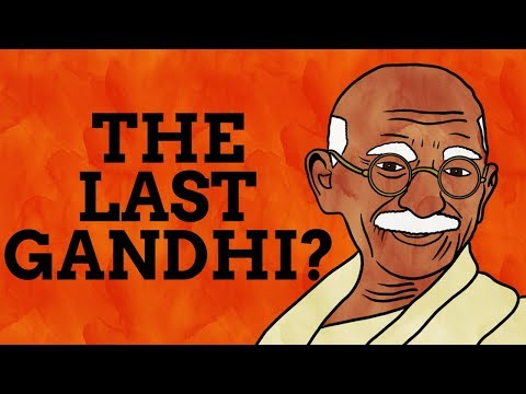 Are There Any Gandhis Left?