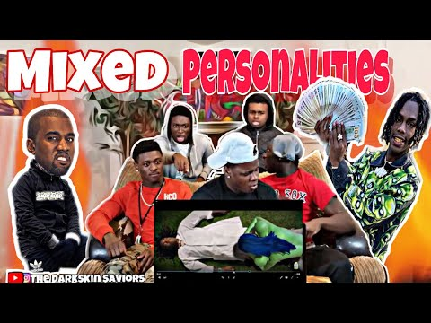 YNW Melly ft Kanye West - Mixed Personalities Dir by ColeBennettreaction