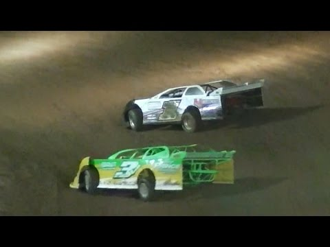Crate Late Model B-Main One | McKean County Raceway | Fall Classic | 10-14-16