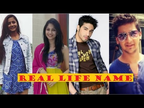 Real Name of Udaan Actors