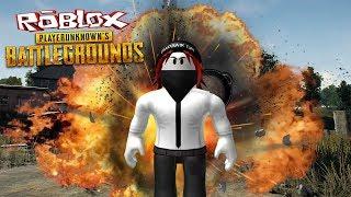 : Unknown Player Battlegrounds Roblox #2 bridge bait XD.