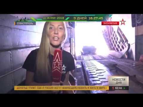 В Черном море высадился десант: эксклюзивные кадры