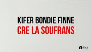Kifer Bondie finn crée la soufrans?