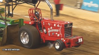 NFMS 2020 PRO STOCK TRACTORS FRIDAY NIGHT NATIONAL FARM MACHINERY SHOW PULL
