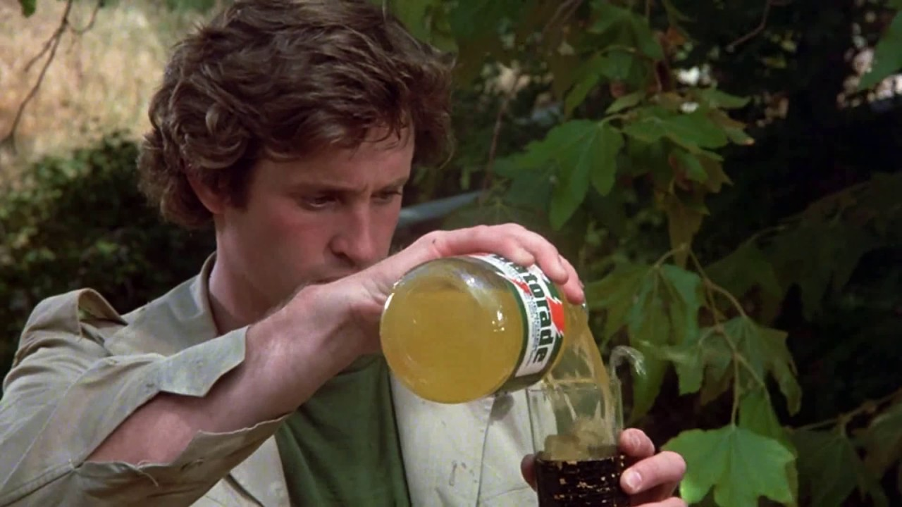 Airplane! _ Drinking Problem - YouTube