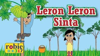 Leron Leron Sinta Animated (Philippine Folk Song)