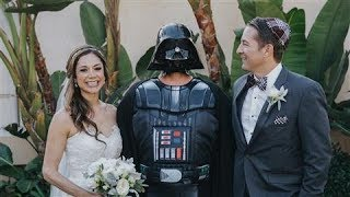 What to Wear to a Star Wars Wedding