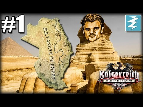 HOW TO RESTORE PHARAONIST EGYPT [1] Kaiserreich Egypt - Hearts of Iron IV