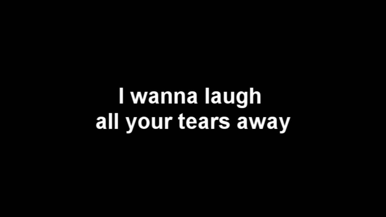 i am a rock lyrics pdf