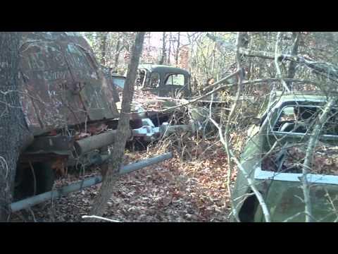 Missouri Old Junk Yard