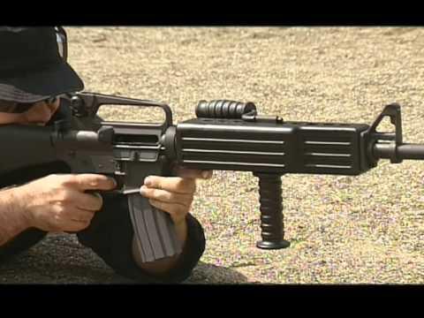 M16A2 LMG/HD