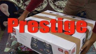 Prestige | Marvel | 4 Burner Gas Stove | Unboxing