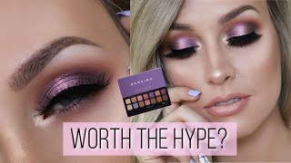 NORVINA PALETTE FIRST IMPRESSIONS + REVIEW     MELRAE SEGAL