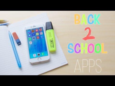 Снова в Школу с iPhone! ✎ Лучшие Приложения