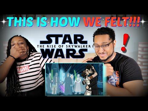 "Hishe ""How Star Wars: The Rise of Skywalker Should Have Ended"" REACTION!!!"